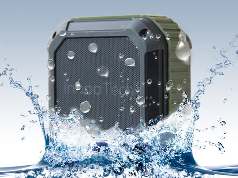 Innoo Tech Bluetooth Waterproof Speaker
