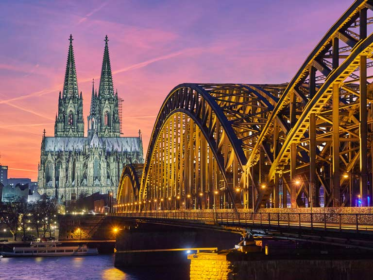 Germany Cologne Cathedral