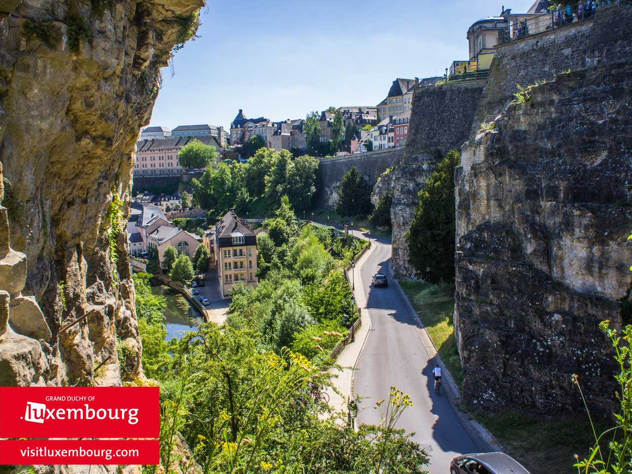 Luxembourg Casemates