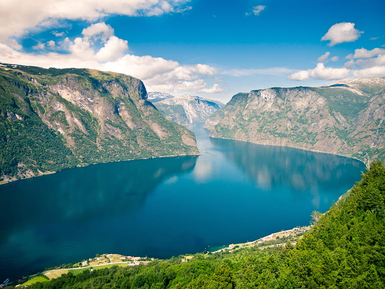 Explore new horizons with a Norwegian fjords cruise