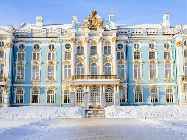 Catherine the Great Palace, Saint Petersburg