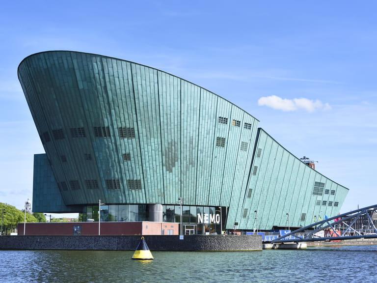The Nemo Museum, Amsterdam, Holland