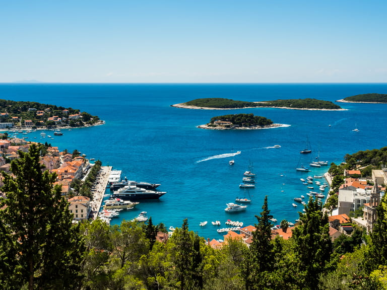 Islands of Hvar, Croatia