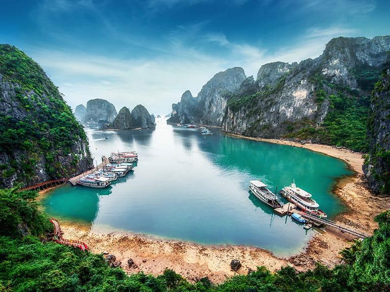 Exploring Vietnam Saga