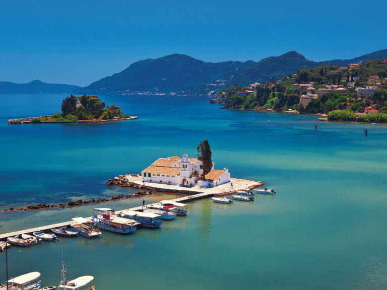 Mareblue Beach Resort Corfu Island Greece