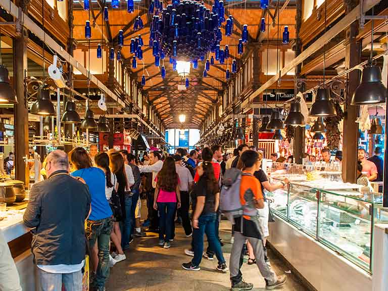 Best Food Markets In Madrid