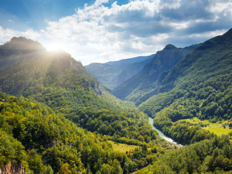 montenegro s 5 best natural parks valleys and canyons saga