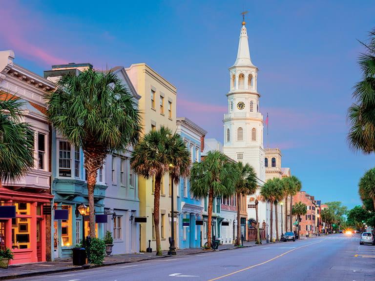 Charleston Speed Dating City