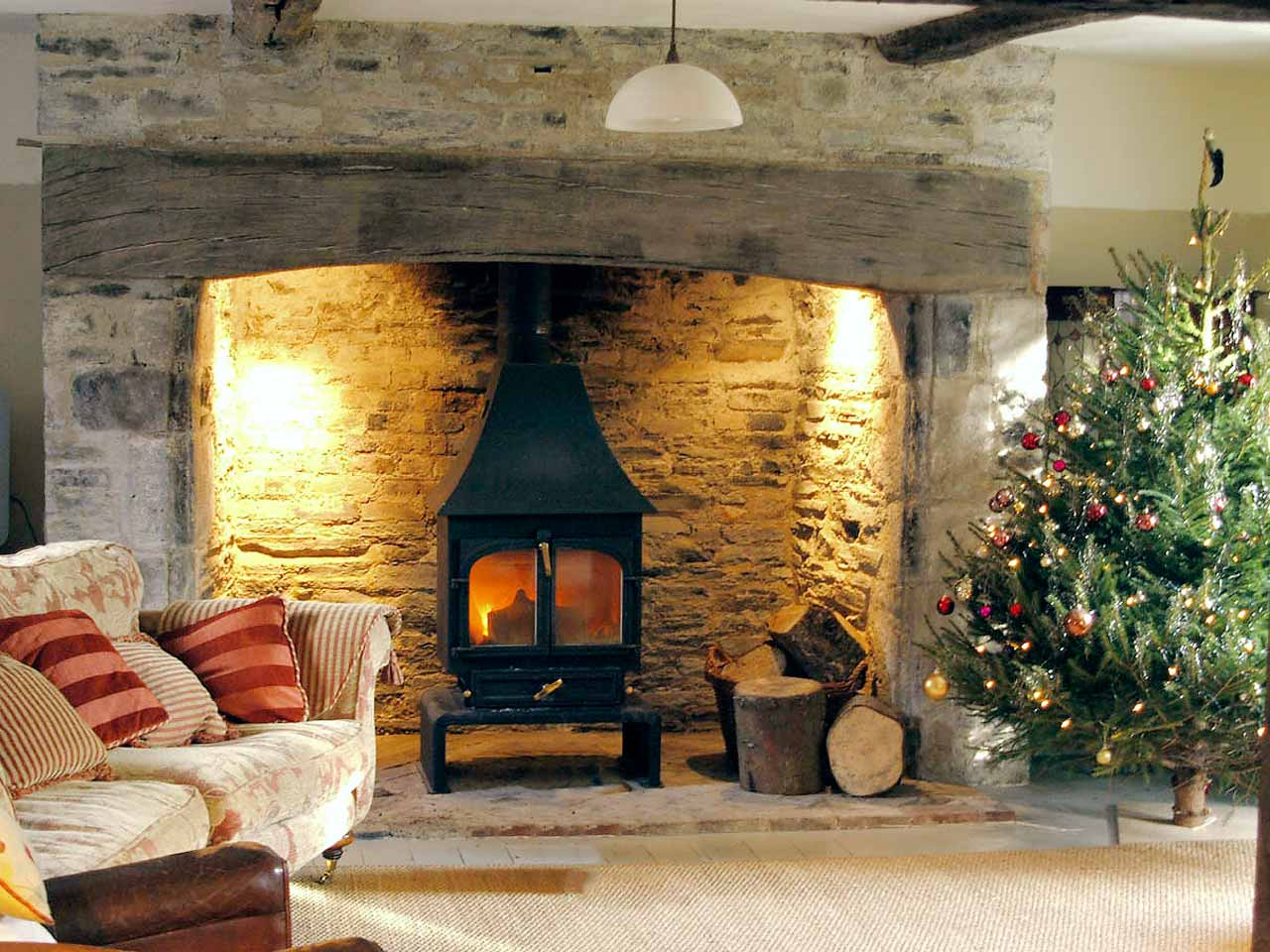 cottage holidays at christmas
