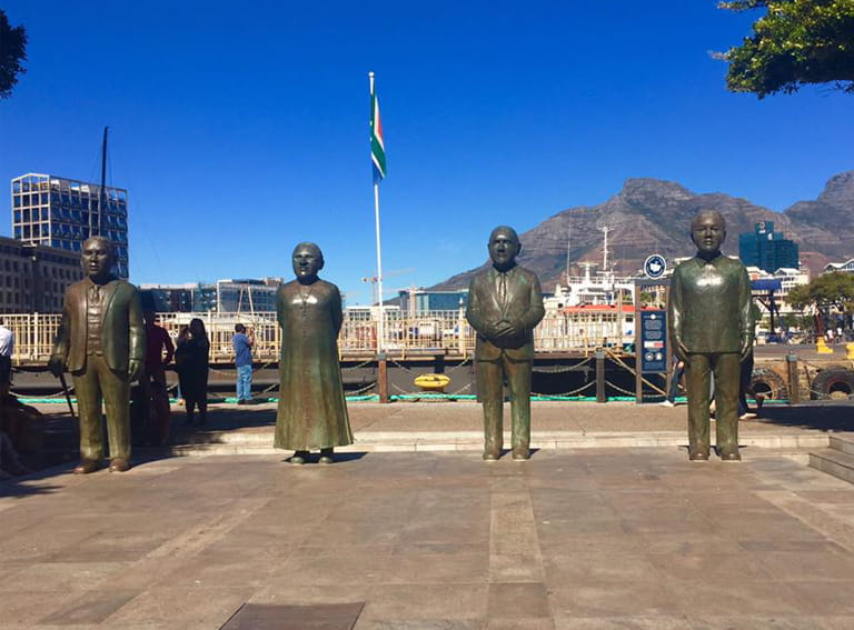 Nobel Square, Cape Town, South Africa