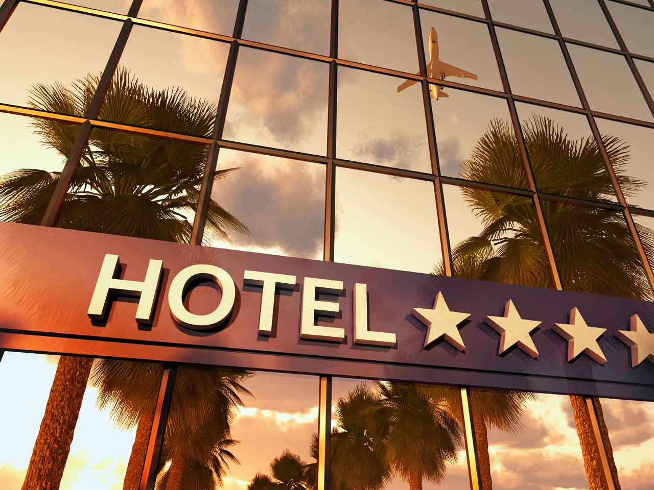 Book an airport hotel