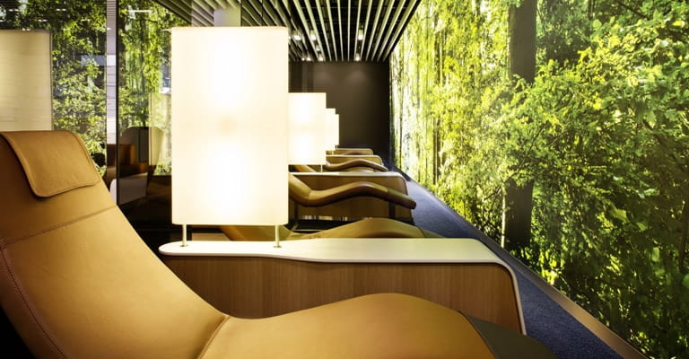 The Five Most Luxurious Airport Lounges In The World Saga