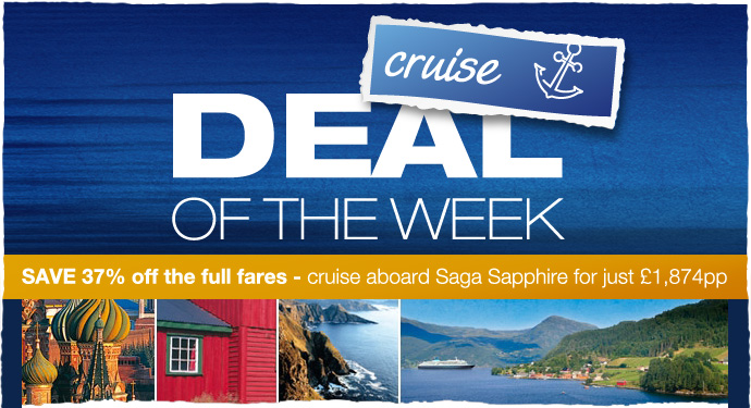 Cruise Deal of the Week