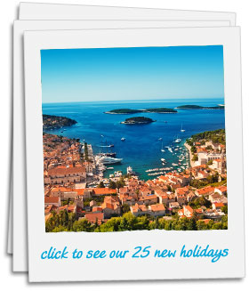 click to see our 25 new holidays