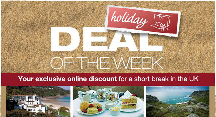 Holiday Deal of the Week