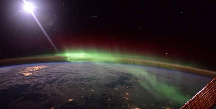 Photos from space Tim Peake