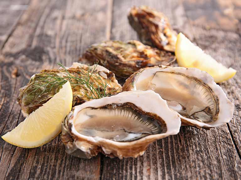 testosterone-boosting foods