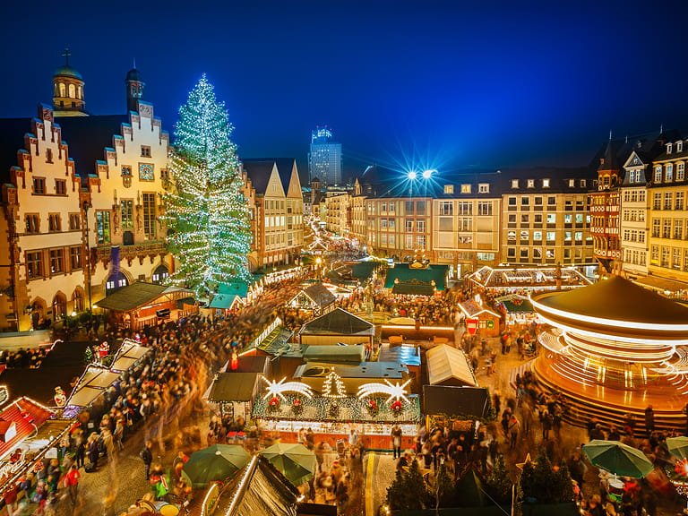 The Christmas Markets of Germany