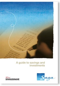 Guide to Savings and Investments Cover